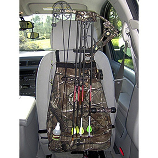 Trophy Hunting Backseat Bowsling Mossy Oak Camo