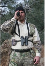 Crooked Horn Outfitters Crooked Horn Bino-Rangefinder Harness System Camo