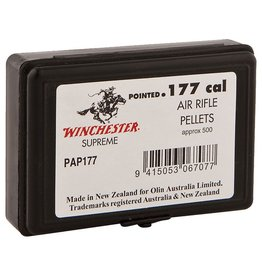 Winchester Winchester Supreme PP 177cal Air Rifle Pellet 500 Pkt