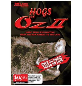 2 Blade Productions Hogs of Oz 2 DVD