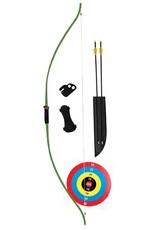 Bear Archery Bear Titan Bow Set 20-29lb LH/RH Grey