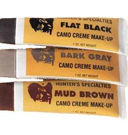 Hunter's Specialties H.S. Camo Bark Gray Creme Make Up Kit 3 X 1oz.