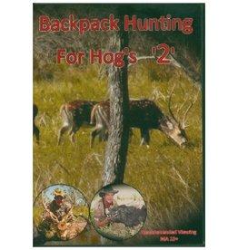 John Teitzel Back Pack Hunting For Hogs 2 DVD