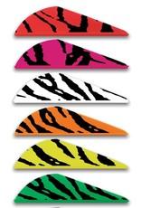 "Bohning Archery Bohning Blazer Vanes Tiger Stripe 2"""