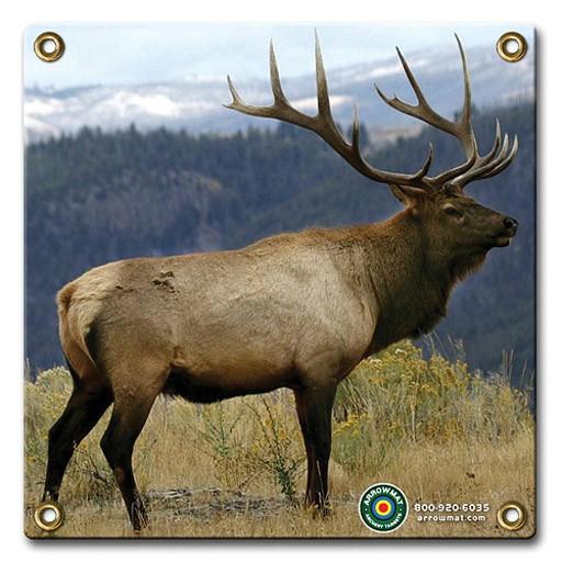Arrow Mat Target Face Elk 17 Quot X17 Quot Sioux Archery