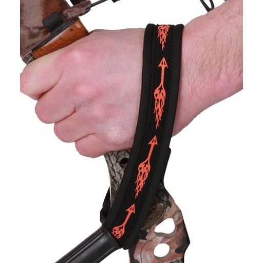 Outdoor Pro Staff Outdoor Wrist Sling Flame