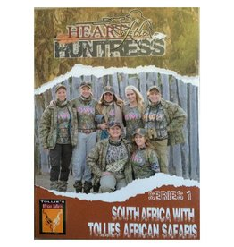 Christie Pisini Heart of the Huntress Series 1 DVD