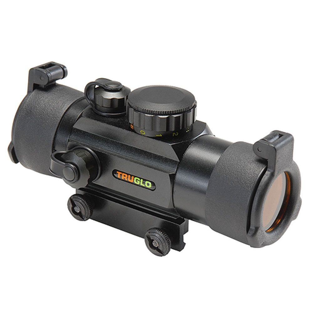 Tru Glo Tru Glo Traditional Red Dot Scope 30mm 1 Dot