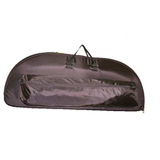 Legend Bow Armour Padded Bow Case with Pockets. Black.