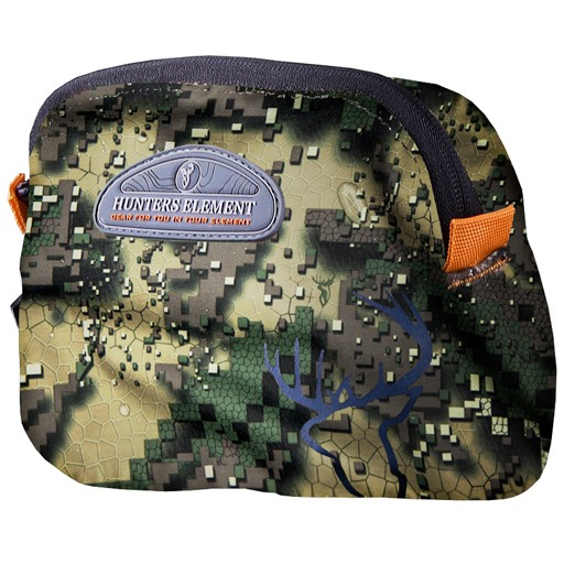 Evolve Outdoors Hunters Element Edge Pouch Veil Camo Medium