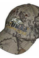 Natural Gear Natural Gear Cap W/Logo - Natural