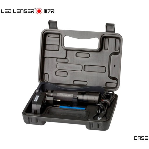 Led Lenser Led Lenser M7R Torch W/ABS Carry Case