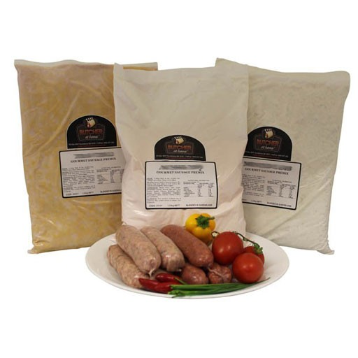 Butcher at Home Sausage Meal Traditional Tasty Beef 4kg