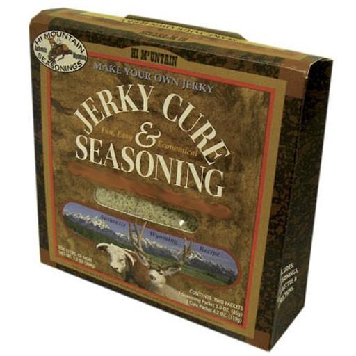 Butcher at Home Jerky Seasoning Hickory Blend 200g