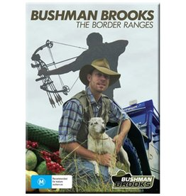 Dave Brooks Bushman Brooks The Border Ranges DVD