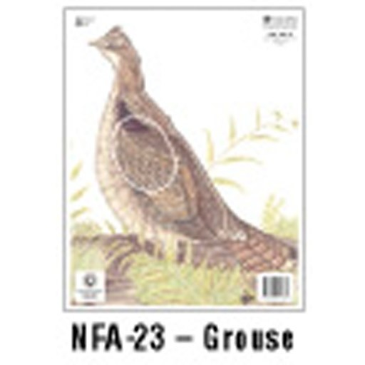 "Group 4 Grouse Target 11.25""x14.25"""