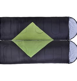 OzTrail OzTrail Bass Twin Pack Sleeping Bag