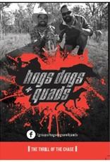 AFN Hogs Dogs & Quads DVD