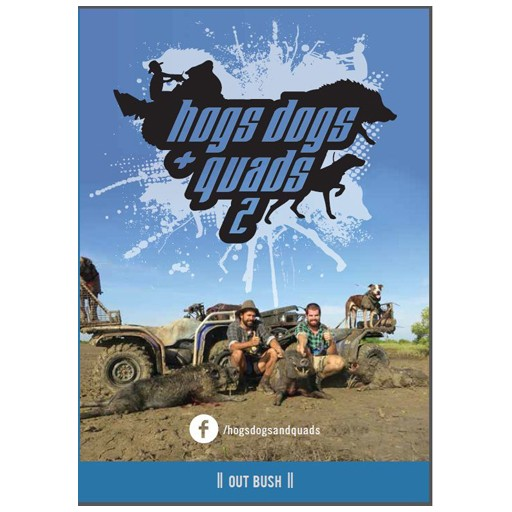 AFN Hogs Dogs & Quads 2 DVD