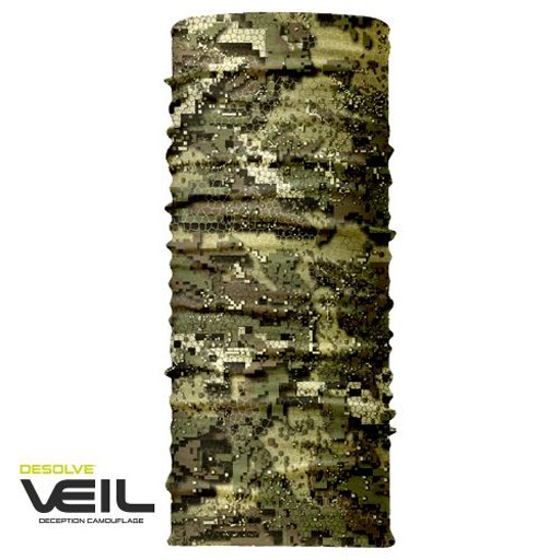 Evolve Outdoors Hunters Element Kayan Neck Gaiter Original Veil Camo