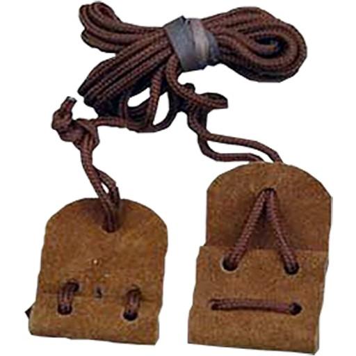 E W Bateman Spigarelli Leather Recurve/Longbow Stringer