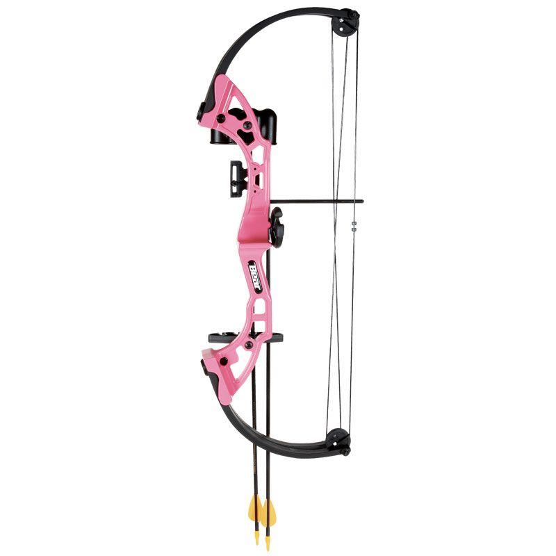 Bear Archery Bear Brave 15-25lb RH Pink