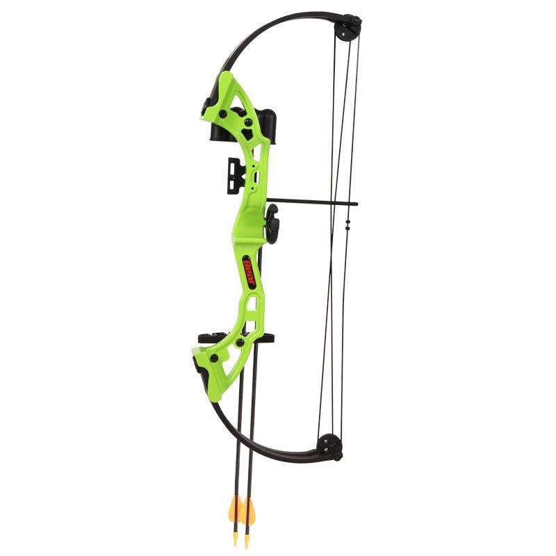 Bear Archery Bear Brave 15-25lb RH Flo Green