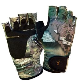 Evolve Outdoors Hunters Element Hydrapel Gloves Fingerless