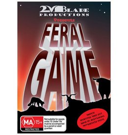2 Blade Productions Feral Game DVD