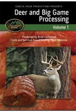 2 Blade Productions Deer and Big Game Processing Vol 1. DVD