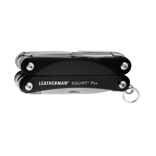 Leatherman Leatherman Squirt PS4 Black