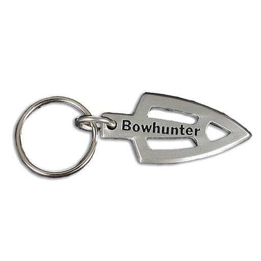 Empire Pewter Empire Pewter ''Bowhunter'' Keychain 2''x1''