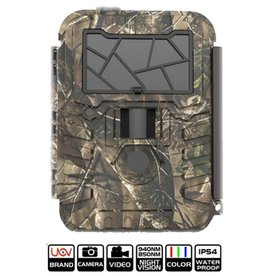 Uovision UOVISION 12MP UV595 HD BLACK OPS Zero Glow Covert Trail Camera.