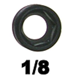"Specialty Archery Specialty 1/8"" Super Ball Peep Aperture 1/8"""