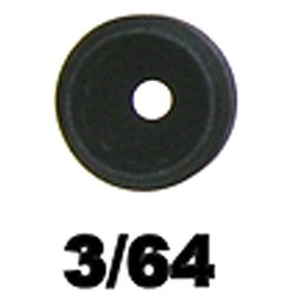 "Specialty Archery Specialty 1/8"" Super Ball Peep Aperture 3/64"""