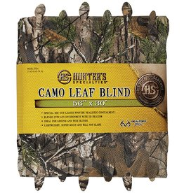 "Hunter's Specialties H.S. Camo Leaf Blind Material 56""x30' APX"