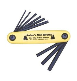 Pine Ridge Archery Pine Ridge Archers Allen Wrench Set XL
