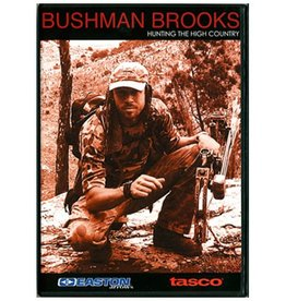 Dave Brooks Bushman Brooks Hunting The High Country DVD