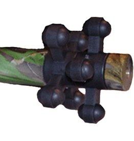 Bow Jax MaxJax Black Stabilizer Dampener