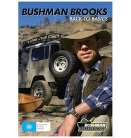 Dave Brooks Bushman Brooks Back To Basics DVD