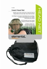 elemental Pocket Head Net With Pouch Camo