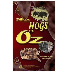 2 Blade Productions Hogs of Oz  DVD