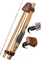 """3Rivers Archery Lightweight """"MiniMax"""" Bow Quiver 4 Arrow"""
