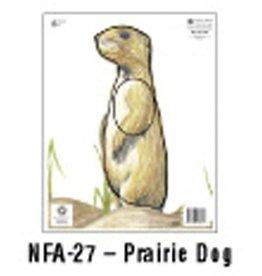 "Group 4 Prairie Dog Target 11.25""x14.25"""