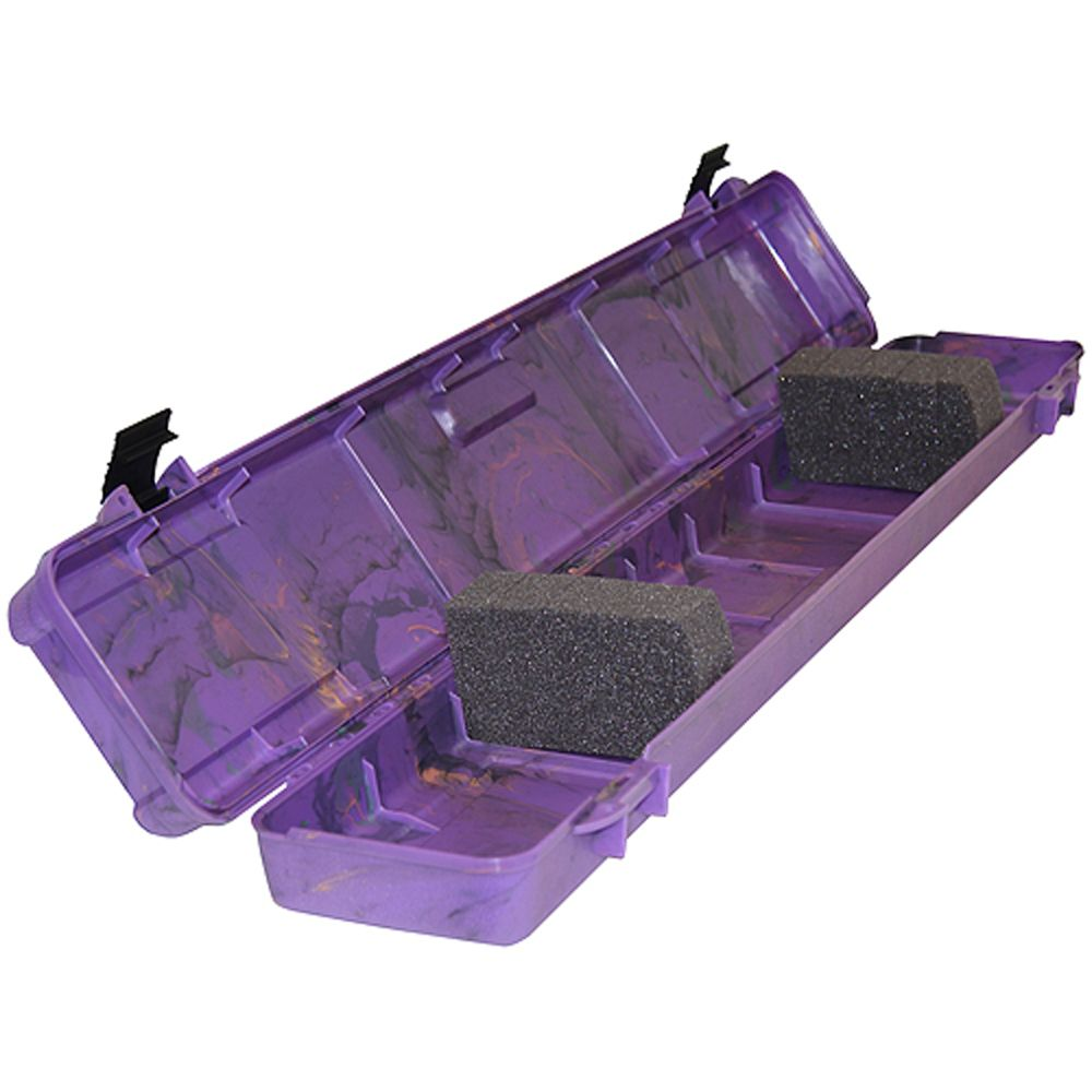 MTM Molded Products MTM Ultra Compact Arrow Case Purple Camo