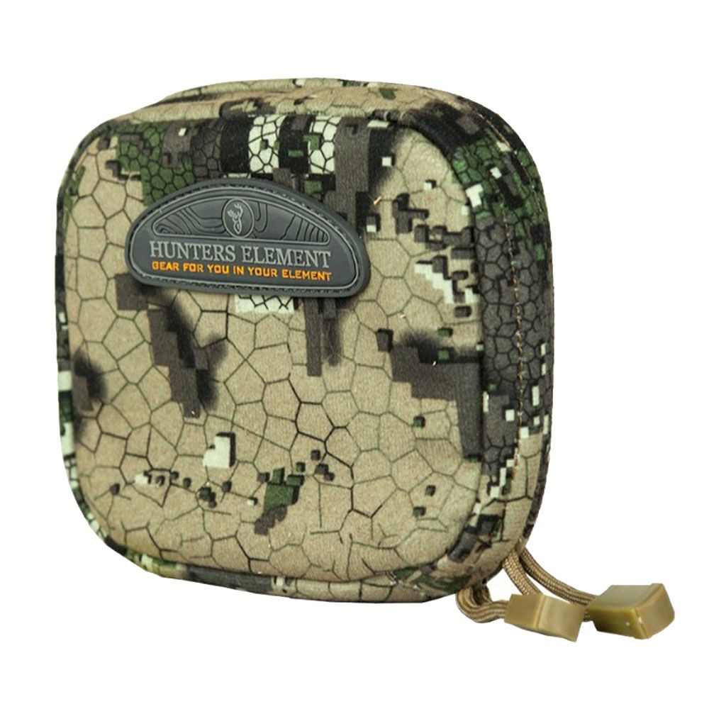 Evolve Outdoors Hunters Element Velocity Ammo Pouch Veil Camo Medium