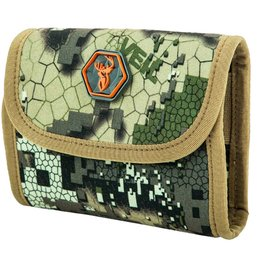 Evolve Outdoors Hunters Element Ballistic Ammo Wallet Veil Camo