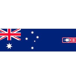 "Bohning Archery Bohning Arrow Wraps 4"" Australia Flag 12Pack Small"