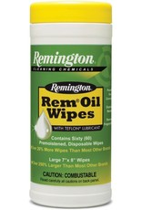 Remington Remington Oil Pop Up Wipes
