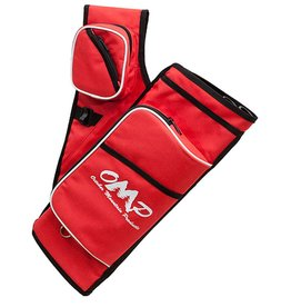OMP OMP Hip QuiverPro Red 5 Tube RH